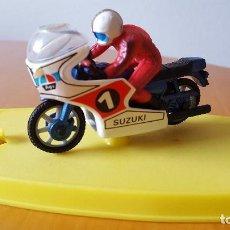 Motos a escala: MOTO SUZUKI JUGUETE. Lote 84391444
