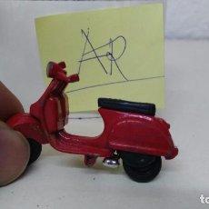 Motos a escala: ANTIGUA MOTO VESPA. Lote 87361452