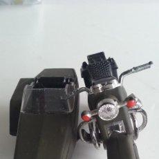 Motos a escala: MOTO KAWASAKI CON SIDECAR DEL EJERCITO.. Lote 87426548