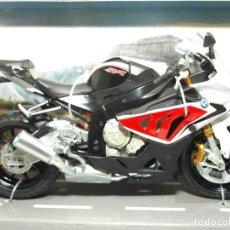 Motos a escala: BMW S 1000 RR ESCALA 1/12 JOYCITY MOTO MINIATURA. Lote 156200504