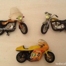 Motos a escala: LOTE DESGUACE MINIATURAS DE MOTOS. Lote 95429859
