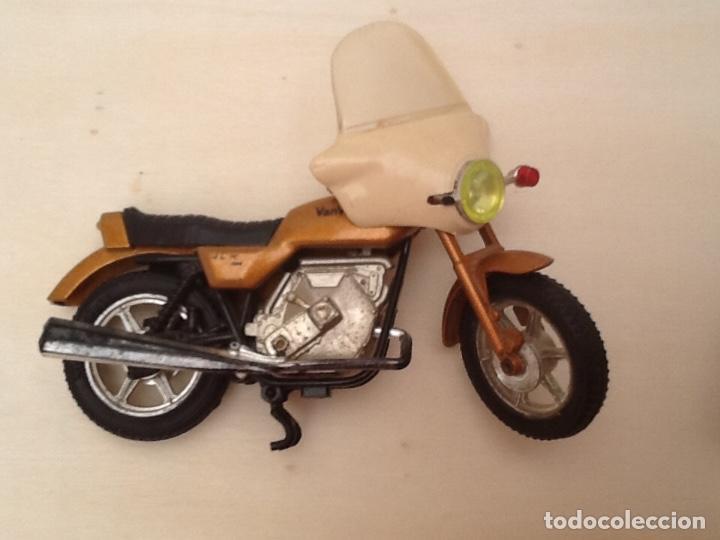 Motos a escala: Lote desguace miniaturas de motos - Foto 2 - 95429859