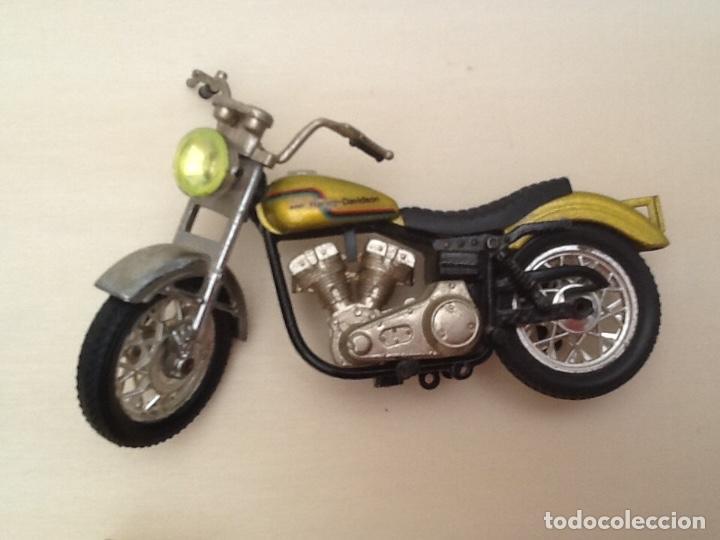 Motos a escala: Lote desguace miniaturas de motos - Foto 3 - 95429859
