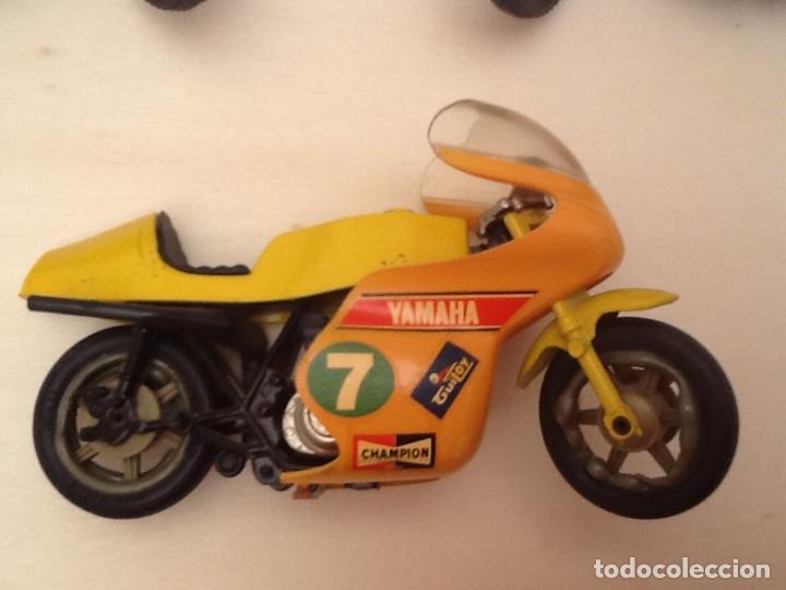 Motos a escala: Lote desguace miniaturas de motos - Foto 4 - 95429859