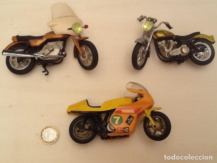Motos a escala: Lote desguace miniaturas de motos - Foto 5 - 95429859