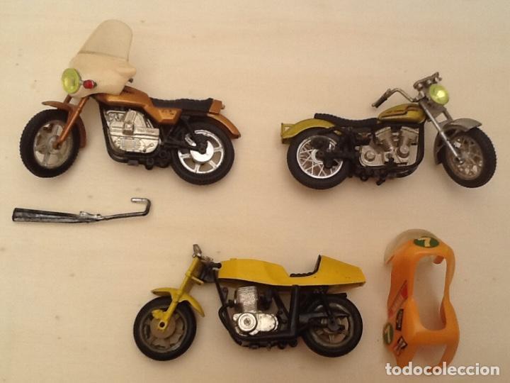 Motos a escala: Lote desguace miniaturas de motos - Foto 6 - 95429859