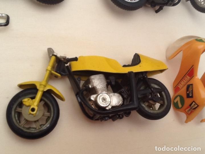 Motos a escala: Lote desguace miniaturas de motos - Foto 7 - 95429859