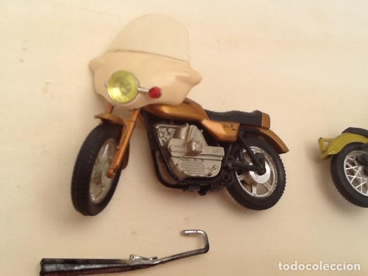 Motos a escala: Lote desguace miniaturas de motos - Foto 8 - 95429859