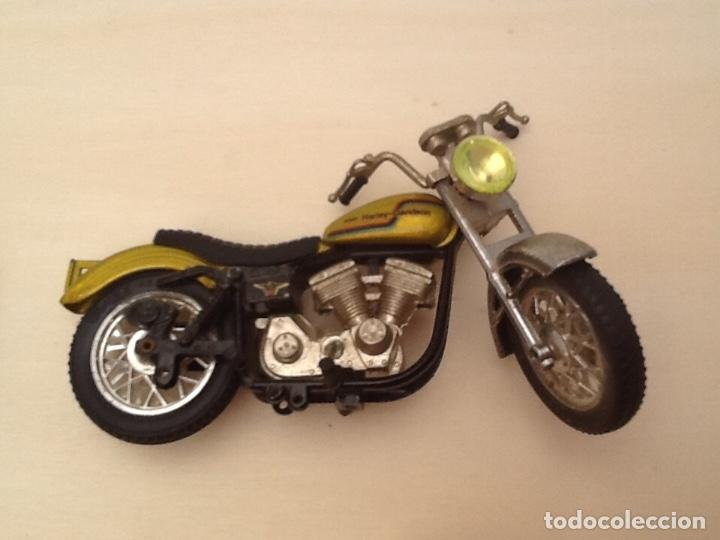 Motos a escala: Lote desguace miniaturas de motos - Foto 9 - 95429859