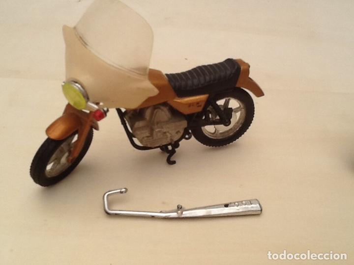 Motos a escala: Lote desguace miniaturas de motos - Foto 10 - 95429859