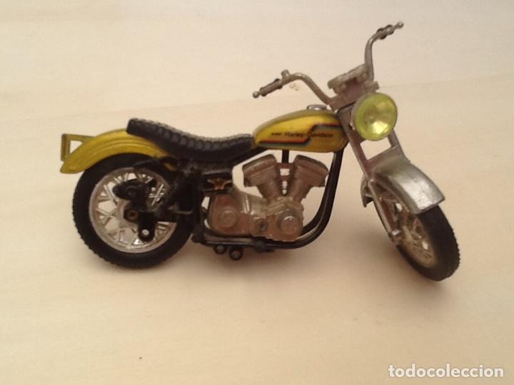 Motos a escala: Lote desguace miniaturas de motos - Foto 11 - 95429859