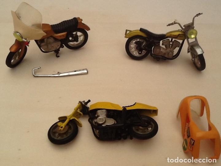 Motos a escala: Lote desguace miniaturas de motos - Foto 12 - 95429859