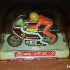 Motos a escala: MOTO GUISVAL BULTACO. Lote 96163243
