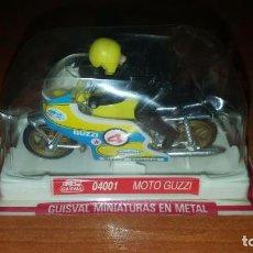 Motos a escala: MOTO GUZZI GUISVAL.. Lote 96163403