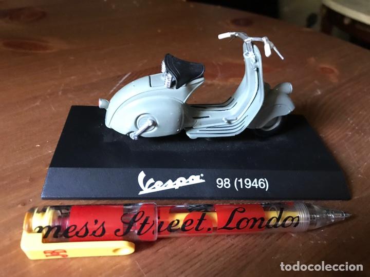 Motos a escala: Moto Vespa a escala - Foto 2 - 96837503