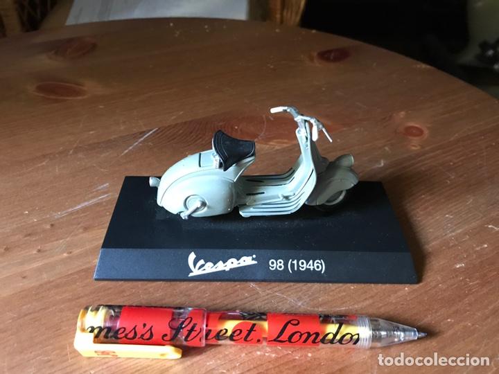 Motos a escala: Moto Vespa a escala - Foto 4 - 96837503