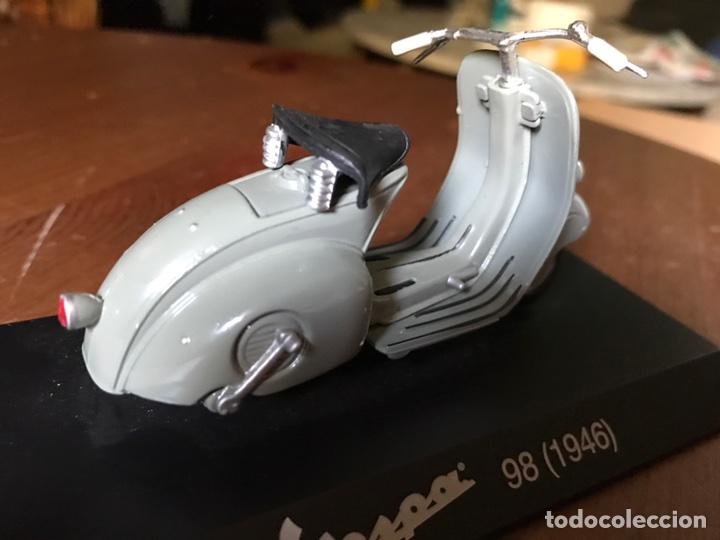 Motos a escala: Moto Vespa a escala - Foto 6 - 96837503