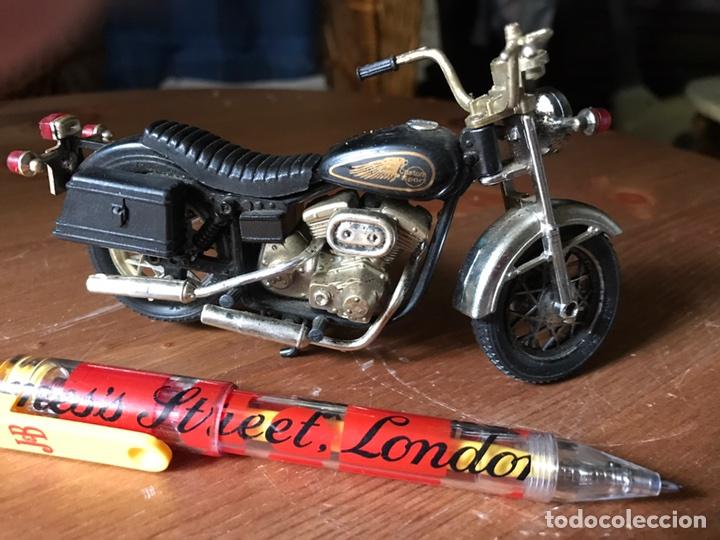 Motos a escala: Moto Harley Davidson marca Guiloy - Foto 4 - 96837674