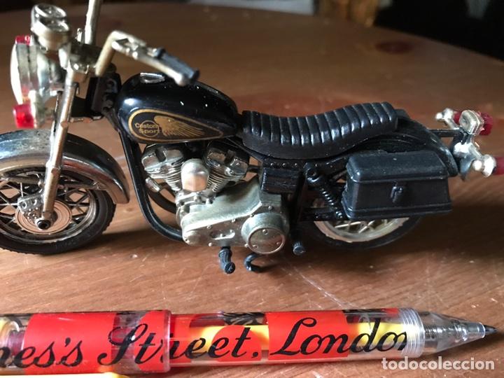 Motos a escala: Moto Harley Davidson marca Guiloy - Foto 5 - 96837674
