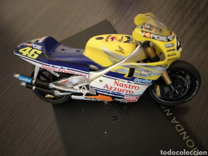 Honda NSR 500 Valentino Rossi 2001 segunda mano