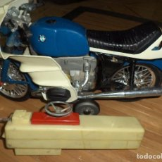 Motos a escala: MOTO BMW R 100 DE CLIM.MADE IN SPAIN AÑOS 70.CABLEDIRIGIDA.. Lote 97124923
