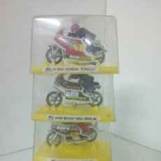 Motos a escala: LOTE MOTO GUISVAL MADE IN SPAIN . Lote 98482918