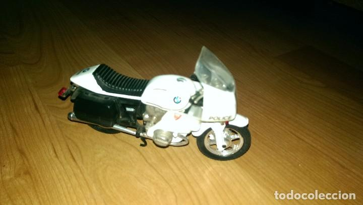 Motos a escala: MOTO POLICÍA BMW - Foto 2 - 98542923