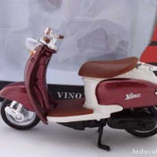 Motos a escala: YAMAHA VINO YJ50R MOTO BIKE MITOS DE DOS RUEDAS WELLY 1/18. Lote 98612171