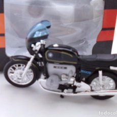Motos a escala: BMW R100S MOTO BIKE MITOS DE DOS RUEDAS WELLY 1/18. Lote 98612503
