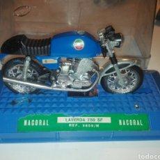 Motos a escala: MOTO NACORAL LAVERDA 750 SF. Lote 101244124