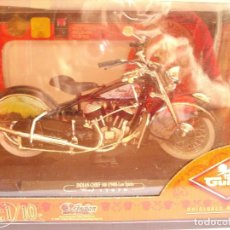 Motos a escala: MOTO INDIAN CHIEF 348 (1948) LOW SPIRITS GUILOY. Lote 101835627