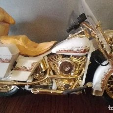 Motos a escala: MOTO GUILOY HARLEY DAVIDSON AMERICAN CRUISER. Lote 103828503