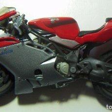 Motos a escala: MOTO MAJORETTE 1/18 MOTO MV AUGUSTA . Lote 104542107