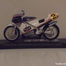 Motos a escala: HONDA NSR500 WAYNE GARDNER 1987. Lote 104929615
