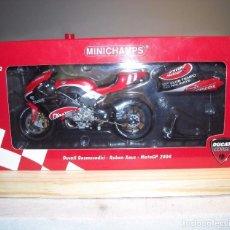 Motos a escala: RUBEN XAUS 1/12 DUCATI 2004 GP4. Lote 105756391
