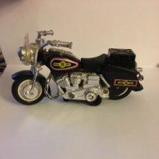 Motos a escala: MOTO JUGUETE DETERIORADA. Lote 106102832