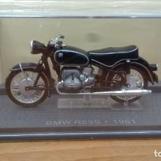 Motos a escala: BMW R69 S 1961 1/24 ALTAYA-IXO. Lote 108374403