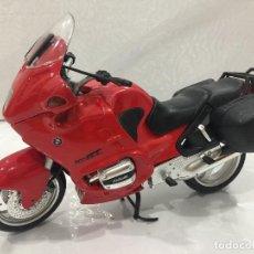 Motos a escala: MOTO BMW R 1100 GUILOY ESCALA 1/10. Lote 171867075