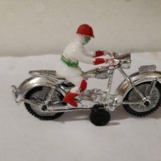 Motos a escala: MOTO HARLEY EN PASTA TIPO SANCHIS. Lote 109073871