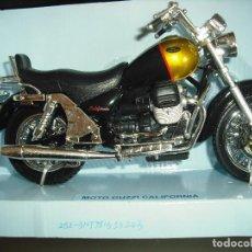 Motos a escala: VENDO MAQUETA MOTO GUZZI CALIFORNIA. Lote 109547051