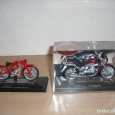 Motos a escala: MOTOS GUZZI . Lote 109548043
