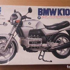 Motos a escala: BMW K100 TAMIYA NUEVA. Lote 109584615