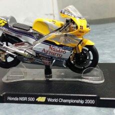 Motos a escala: MOTO HONDA NSR 500. Lote 111725351
