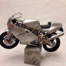 Motos a escala: MOTO DUCATI. Lote 111969899