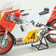 Motos a escala: YAMAHA EDDIE LAWSON 84 1/12. Lote 115232691