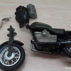 Motos a escala: GUILOY VAN VEEN OCR 1000 UNIDAD MOTORIZADA INCOMPLETE FOR PARTS MADE IN SPAIN DIE CAST. Lote 115260927