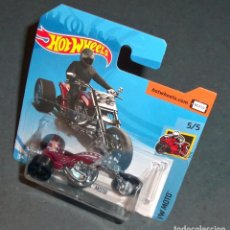 Motos a escala: MOTO / TRIKE BLASTOUS - HOT WHEELS. Lote 115550959