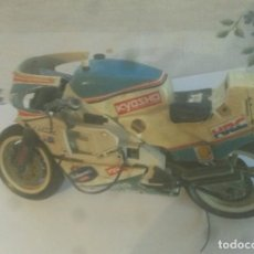 Motos a escala: MOTORCYCLE MOTOCICLETA 1/8 KYOSHO HONDA NSR500. Lote 116324871