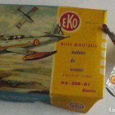 Motos a escala: HA 200 SAETA EKO. Lote 119009035