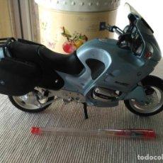 Motos a escala: MOTOCICLETA MOTO BMW R-1100 RT GUILOY. Lote 119376563